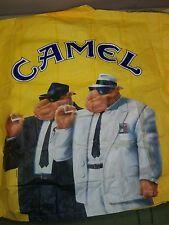 Vintage 92 Camel NEW Joe Hard PAK Lot: Tyvek Jacket XL; T-shirt; Tumbler: Cards