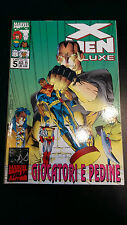 FUMETTO MARVEL COMICS X-MEN DE LUXE AGO 95  (LN-2/6)