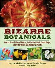 Bizarre Botanicals: How to Grow String-of-Hearts, Jack-in-the-Pulpit, -ExLibrary