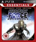 PS3 Spiel Star Wars: The Force Unleashed - The Ultimate Sith Edition NEUWARE