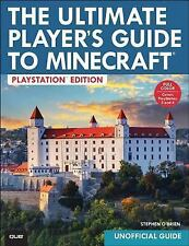 The Ultimate Player's Guide to Minecraft - PlayStation Edition: Covers-ExLibrary