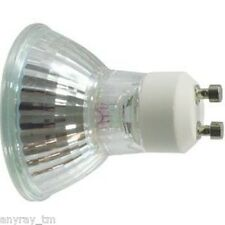 Anyray® A1822Y 50W GU10 +C 50 Watt Back Light Bulb Halogen MR16 120 Volt