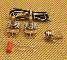 WKP-STD Standard Wiring Kit For USA Fender P Precision Bass®
