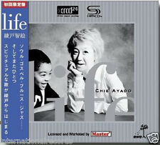 "Chie Ayado ""Life"" Japan JVC SHM-XRCD XRCD24 CD Limited Numbered Edition New"