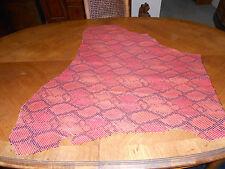 Pink Designer Pig Suede Skin Soft, Supple about 10 ft.² 1.5 oz.