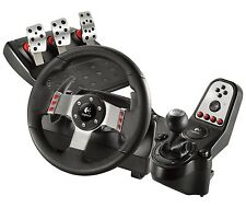 Logitech G27 Racing Wheel For PS3 & PC