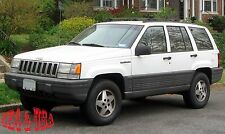 93-98 JEEP Grand Cherokee ZJ 5.2 / 4.0 / 2.5 By Parts DURCH TEILE (WJ, XJ, KJ,.)