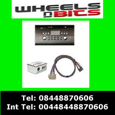 Connects 2 CTVSZX001 Suzuki Grand Vitara, Swift Aux iPod Interface Adaptor