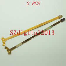 2PCS/ Lens Aperture Flex Cable For Canon EF-S 18-200mm 18-200 mm f/3.5-5.6 IS