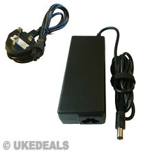 15V AC CHARGER ADAPTER For TOSHIBA TECRA A3 A4 A5 A8 A9 75w + LEAD POWER CORD