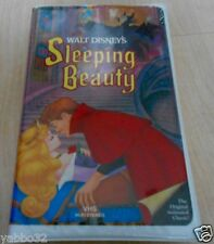 Walt Disney Classic Original packaging Clamshell Sleeping Beauty 1986 VHS