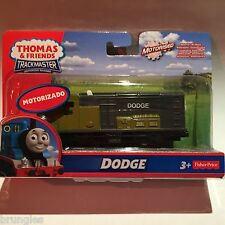 NEW DODGE TRACKMASTER ENGINE NEW FISHER PRICE THOMAS TANK ENGINE TRACK TRAIN