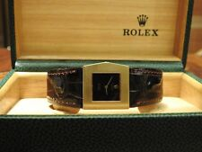 Name of LUXURY & STATUS 18K ROLEX CELLINI The KING MIDAS with Original Rolex Box