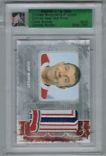 2008/09 IN THE GAME GUMP WORSLEY BASE PATCH SILVER #'D 28/30 MONTREAL CANADIENS