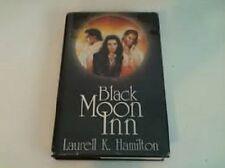 Laurell K. Hamilton~BLACK MOON INN (2 NOVELS)~1ST/DJ~NICE COPY