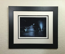 """ROBERT WYLAND """"ORCAS STARRY NIGHT"""" FRAMED SIGNED SERIO-LITHOGRAPH - COA"""