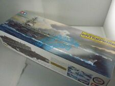 tamiya 78007 1:350 U.S Aircraft Carrier CVN-65 Enterprise Ship Model Kit Cap