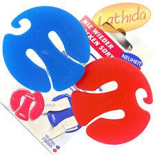 Original Socken-Clips 10 Stück Sockenklammer Klammer Socken Sockensortierer Clip
