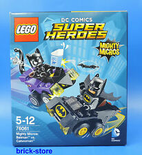 LEGO® Super Heroes Set 76061 / MIGHTY MICROS / BATMAN VS. CATWOMAN