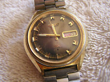 Vintage Seiko Automatic 17 Jewels 6106-7589 DX