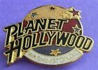 Planet Hollywood WASHINGTON DC Classic 3 Color Globe Lapel Pin NEW