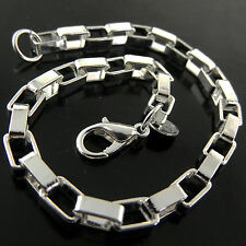 A465 GENUINE REAL 925 STERLING SILVER SF SOLID MENS LADIES STYLE BRACELET BANGLE