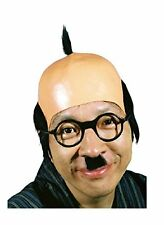 *Only wig without clothes* Ogawa Studio Bald teapot Wigs Toupee mustache glasses