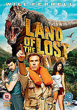 LAND OF THE LOST (12) 2009  comedy adventure DVD  Region 2&5 Will Ferrell