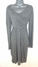BNWT Phase Eight Melange Dove Grey Day Evening Occasion Dress Size 18