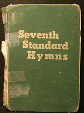 RARE SONG BOOK, SEVENTH STANDARD HYMNS, PENTECOSTAL CHURCH OF GOD OF AMERICA