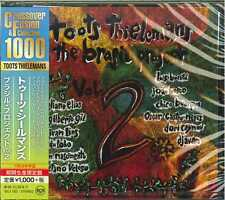 TOOTS THIELEMANS-THE BRASIL PROJECT VOL.2-JAPAN CD B63