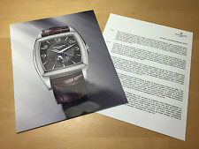 Press Release PATEK PHILIPPE - Gondolo Calendario Ref. 5135 J & Ref. 5135 G