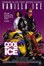 COOL AS ICE Movie MINI Promo POSTER B Vanilla Ice Kristin Minter Michael Gross