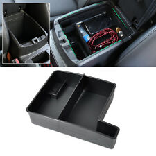 Car Armrest Glove Box Secondary Storage Tray for 2014 2015 Nissan Rogue X-Trail