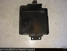 AJS REGAL RAPTOR DAYTONA 125 2010 - 2015:BATTERY BOX LID:USED MOTORCYCLE PARTS