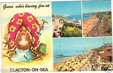 Royaume Uni - CLACTON ON SEA