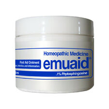 Emuaid First Aid Ointment 0.5 oz - For Eczema Acne Dermatitis Psoriasis & More