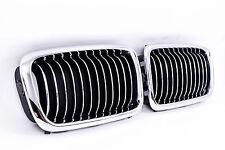 Nieren Kühlergrill für BMW E38 7er Facelift - Front Grill in Chrom
