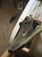RARE UNRELEASED Sample NIKE FREE OG MID WITH CHUKKA SFB BOOT SOLE SUEDE SZ 10.5