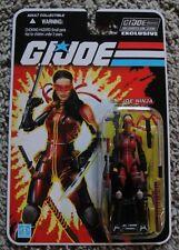 G.I. JOE JINX KIM ARASHIKAGE CLUB 25TH 30TH ANNIVERSARY FSS 1.0 SUBSCRIPTION NEW