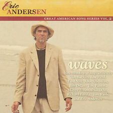Waves by Eric Andersen (CD, Oct-2005, Appleseed Records) NO SCRATCHES