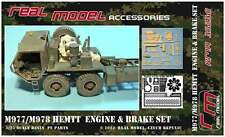 M977/M978 HEMTT engine & brake detail  1/35 Real Model resin detail set RMA35238