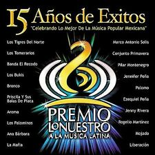 Various Artists Premio Lo Nuestro CD ***NEW***