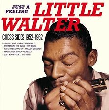 Little Walter - Just a Feeling: Chess Sides 1952-1962 [New Vinyl] Spain - Import