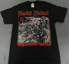 BESTIAL WARLUST - VENGEANCE WAR 'TILL DEATH,  MEDIUM T-SHIRT