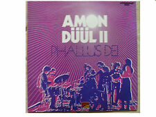 AMON DUUL II * PHALLUS DEI * UK REISSUE VINYL LP SUNSET SLS 50257 PLAYS GREAT