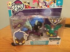 My Little Pony Shadowbolts Nightmare Moon Chrysalis Guardians Of Harmony