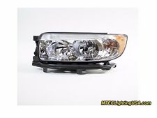TYC NSF Certified Left Side Headlight Lamp for Subaru Forester 2006-2008