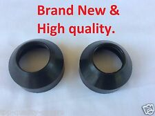 Honda CM185-250 CT CR125 SL XL100-175 MT TL125 MR175 2 FRONT FORK DUST SEALS