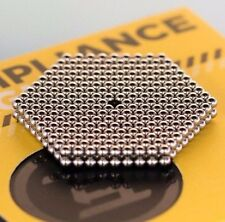 432 Compliance Micro Magnets. 2.5mm n35 NnFeB balls Compare to Bucky Buckyballs